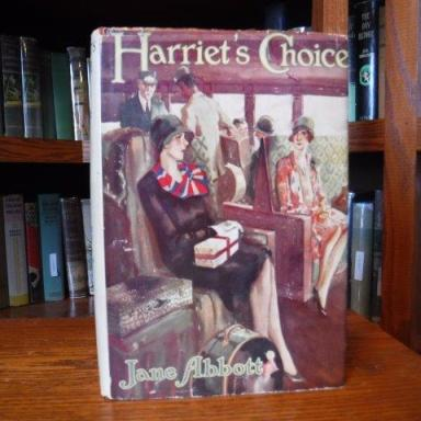 harriets choice cover shelf