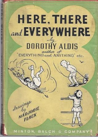 here there and everywhere cover color cover