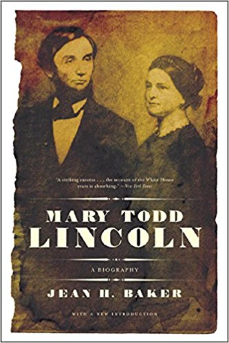mary todd lincoln revisionist cover