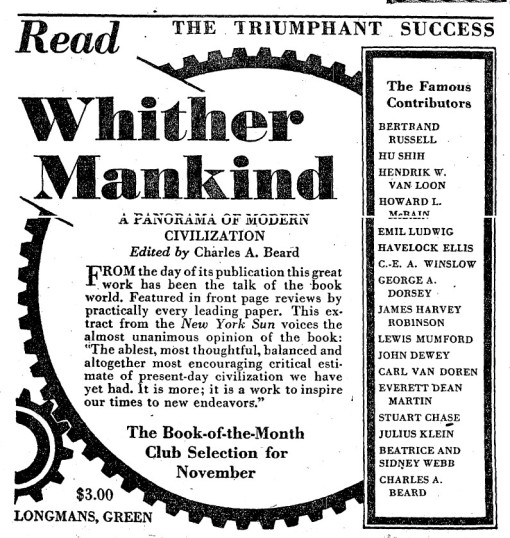 whiter mankind review